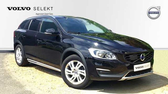 Volvo V60 CC Cross Country D3 MAN Momentum: