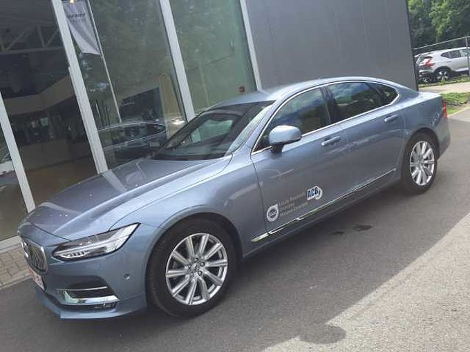 Volvo S90 Inscription D3 Geartronic 3 jaar garantie