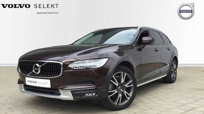 Volvo V90CC V90 Cross Country D4 AWD Geartronic