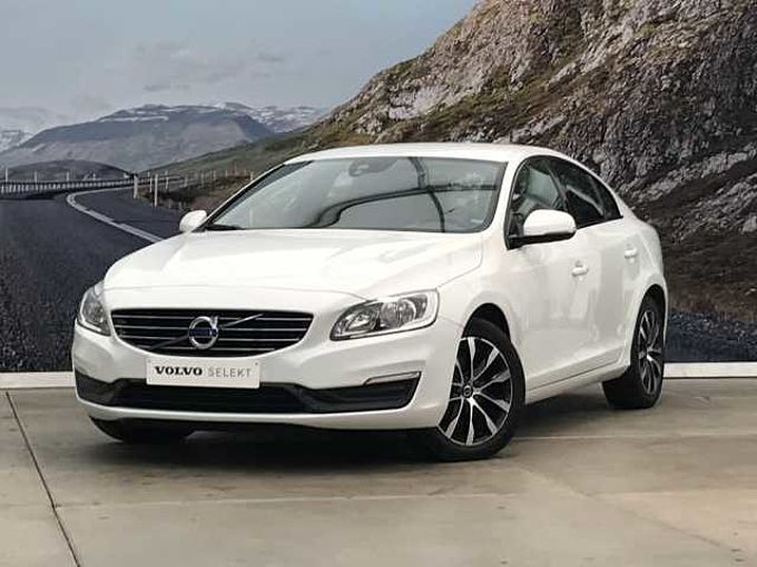 Volvo S60 D2 MAN Dynamic Edition