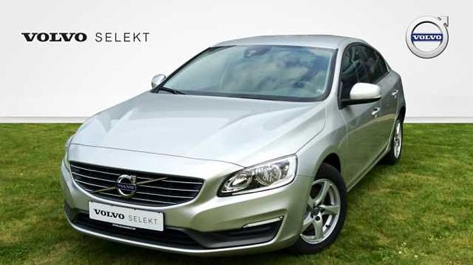 Volvo S60 D2 Man Kinetic