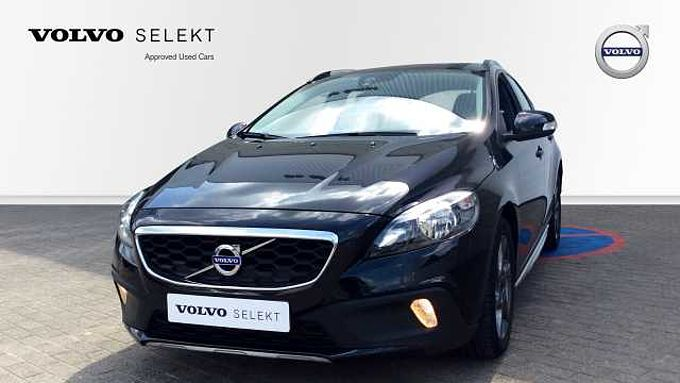 Volvo V40 CC Cross Country D2 (115) Kinetic + Navi + Leder + ....