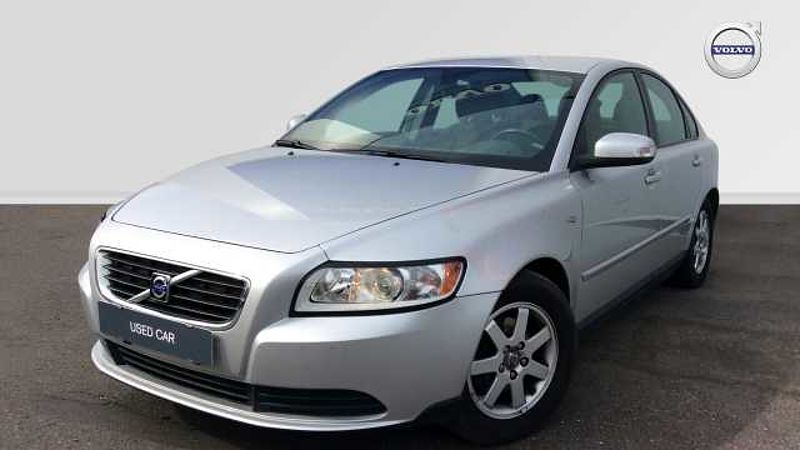 2009 Volvo S40 (109 ch) Kinetic 1.6 D DRIVe (110) MAN
